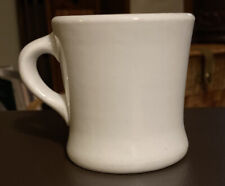 Vintage HALL Heavy stoneware  Restaurant Style 8 Ounce Coffee Mug