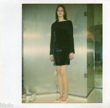 POL362 Polaroid Photo Vintage Original mode fashion mannequin model femme woman