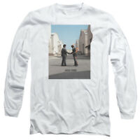 Pink Floyd WISH YOU WERE HERE Album Cover Licensed Long Sleeve T-Shirt S-3XL