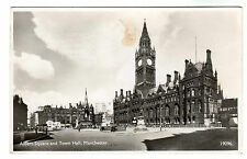 Albert Square - Manchester Photo Postcard 1954