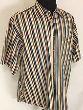 IVY CREW MENS Sz XL MULTI-COLOR QUALITY COMFORTABLE OUTDOOR NICE CASUAL SHIRT