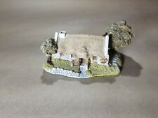 Lilliput Lane Quiet Cottage Vintage 1989 Signed By Artist Irish Coll.