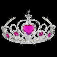 German Trendseller® - Schmuck Krone Tiara   Queen   Kristalle   Crown   Haarband