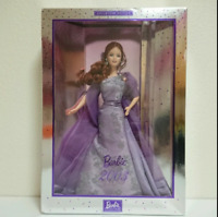Rare Mattel Barbie doll 2003 Collector Edition Red hair BO144 Used VeryGood DHL