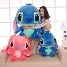 NEW Giant Size Disney Pink/Blue Lilo stitch stuffed animal Plush Toy Doll Gift