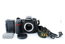 Nikon D300 12.3 MP Digital SLR Camera Body only 2800shot [Exc+++] Japan 714507