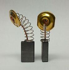 (Nr.115) Kohlebürsten, Motorkohle (5x11x17) mm für Makita CB-303, CB-304, GA 502