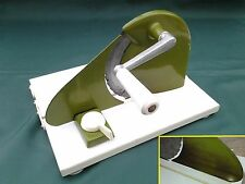 Affettatrice Rostge Schutzt vintage epoca '60 manuale ancient manual slicer