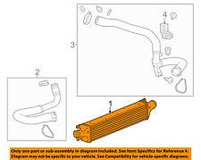 Chevrolet GM OEM 13-18 Sonic-Intercooler 95199556