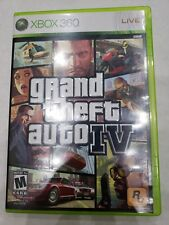 Grand Theft Auto Iv - Xbox 360 Game Free Fast Shipping
