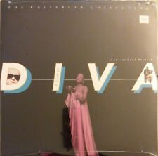 DIVA Criterion Collection #309 Laserdisc Widescreen Jean-Jacques Beineix SEALED