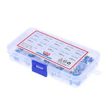 10 Values 5001m Ohm Potentiometer Variable Resistor Assortment Kit 100pc E6p0