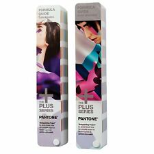 Pantone Formula Guide Solid Coated & Solid Uncoated Reference Printed Manual