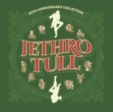 JETHRO TULL 50th ANNIVERSARY COLLECTION CD (THE VERY BEST OF) Released 01/06/18