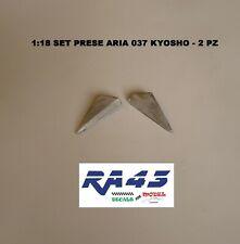1/18 Prese aria Air conveyor Lancia 037 Kyosho Rally