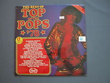 "LP 12"" 33 rpm 1978 THE BEST OF TOP OF THE POPS 1978 17 Fabulous Tracks !"
