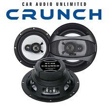 * CRUNCH GTi 62 Lautsprecher 16cm 2 Wege Koax System ~~~
