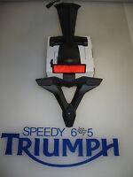 TRIUMPH STREET TRIPLE STANDARD NUMBER PLATE BRACKET T2302024 FITS 2013 - 2016