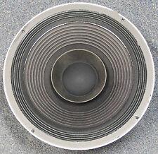 "Etone 246-8 twin cone 12"" 8 ohm speaker - newly reconed"