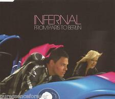 INFERNAL - From Paris To Berlin (UK 2 Tk CD Single Pt 1)