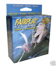 Cortland Fairplay Sinking Flyline WF6S Fly fishing
