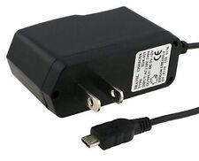 NEW MICRO USB HOME WALL CHARGER FOR CASIO C751 GZONE RAVINE C781 C771 COMMANDO