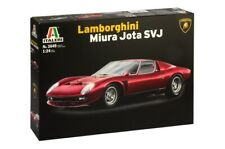 Lamborghini Miura Jota Svj Kit ITALERI 1:24 IT3649