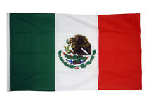 More details for mexico flags & bunting - 5x3' 3x2' & giant 8x5' table hand - world cup 2018