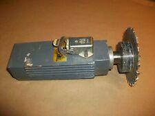 Perske Spindle Motor KNSR 22.00-2   0.4kw  400vac   10400 RPM