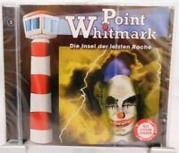 Point Whitmark + Die Insel der letzten Rache + Hörspiel Kinder + 8 tolle Folgen