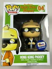 Funko POP Hanna Barbera - HONG KONG PHOOEY - Gemini Collectibles NEW # 04