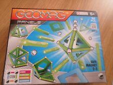 Geomag Pannelli Set 32 PEZZI COSTRUZIONE MAGNETICA Nuovo Gratis UK