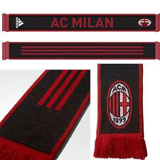 Ac Milan Home Sciarpa Nero Uomo adidas Taglia unica