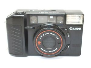 Canon Sureshot 38mm f2.8 Compact Camera