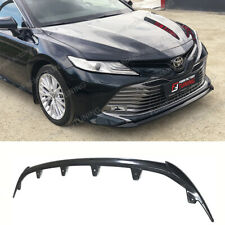 """Front Lip """"Consul Light"""" for Toyota Camry 2018 (VX 70) (XLE)"""