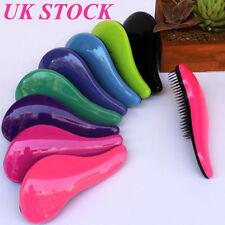 UK Hair Brushes Combs Magic Tangle Handle Detangling Shower Barber Styling Tamer