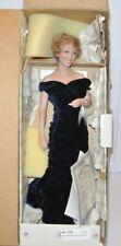 "Ashton Drake Diana Princess of Wales Titus Tomescu 19"" Doll box stand Coa"