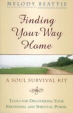 FINDING YOUR WAY HOME A Soul Survival Kit paperback Melody Beattie FREE SHIP