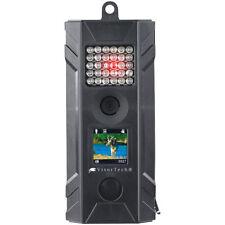 VisorTech HD-Überwachungs- & Wildkamera mit Nachtsicht, PIR, Farb-Display, IP54