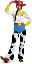 Disney Toy Story Jessie Size Med 10 - 12 Ladies Classic Costume