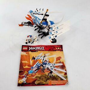 LEGO Ninjago: Ice Dragon Attack #2260, Used, 99% Complete