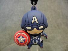 Avengers Video Game NEW * Captain America Clip * Opened Blind Bag Key Chain
