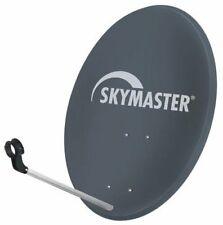 Ovale Satellitenschüsseln für Skymaster