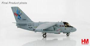 Hobby Master 1/72 2003 US Navy Lockheed S-3B Viking VS-35 Navy One HA4905