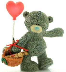 Me To You Tatty Teddy Bear Collectors Figurine - Christmas Goodies # 40307 rare