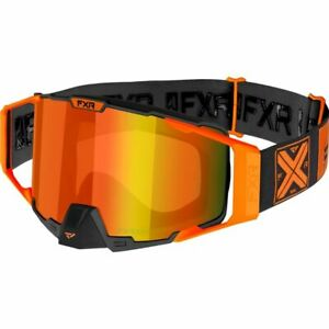 FXR Racing Pilot Men's Snowmobile Goggles Keeps Your Eyes Protected From Dust