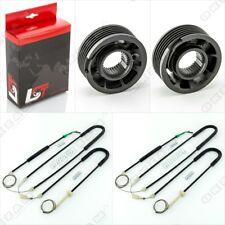 2x Window Regulator Repair Kit Set Front Left + RIGHT FOR MINI COOPER R50/