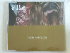 Pulp: This Is Hardcore (Deleted 4 track CD1 Single)