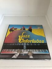 Columbia Records Jazz Interludes Sealed Set With Original Price Tag 1976