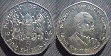 KENYA # 5 shillings 1994